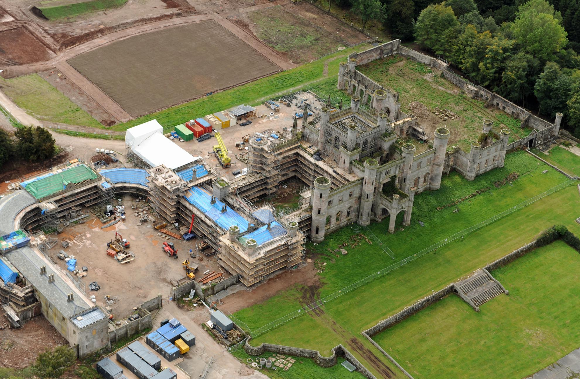 Lowther Aerial  10.11.11